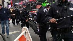 Elezioni USA: scontri a New York tra oppositori e sostenitori di Trump