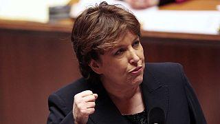 Fransa Kültür Bakanı Roselyne Bachelot