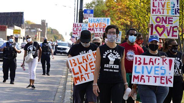 Black Lives Matter - Protest in Chicago