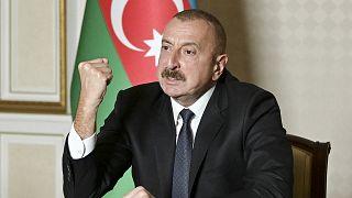 Azerbaycan Cumhurbaşkanı İlham Aliyev