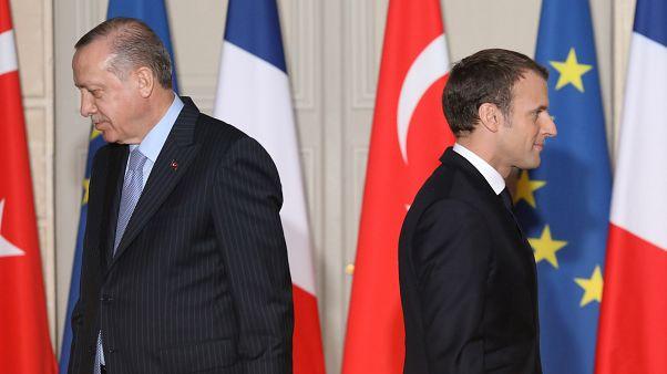 Fokozódik a feszültség Franciaország és Törökország között