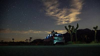 Stargazing is thought to be good for mental well being