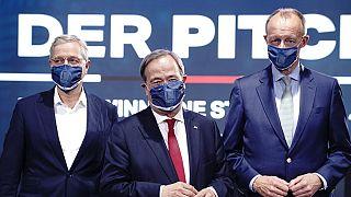 Die drei von der CDU