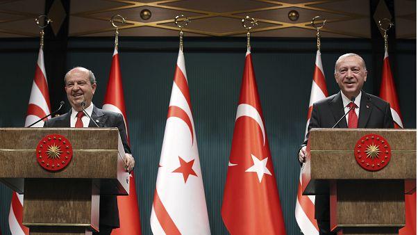Ερντογάν και Τατάρ
