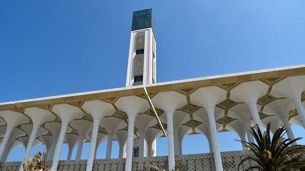المسجد الكبير في العاصمة الجزائرية