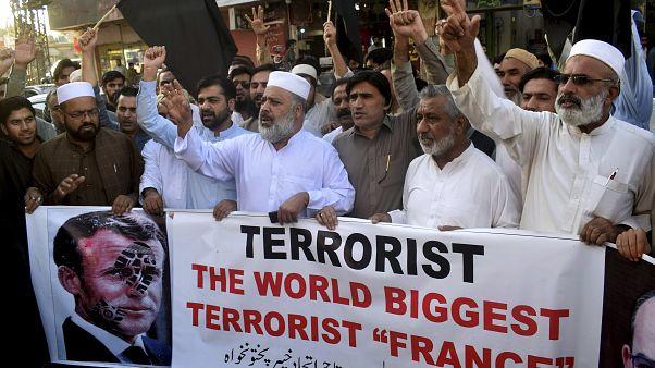 Митинг в Пакистане