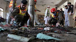 انفجار در مدرسه مذهبی در پاکستان