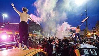 اعتراض زنان در لهستان