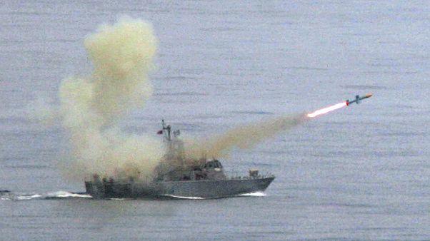 Tayvan donanması fırkateyni