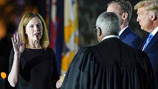 USA: vegyes az új alkotmánybíró fogadtatása
