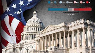 انتخابات ۳۵ کرسی سنا ایالات متحده آمریکا همزمان با انتخابات ریاست جمهوری برگزار میشود