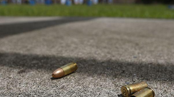 رصاص مسدس