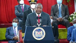Kenyan parliament to debate constitutional reform