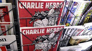 Mizah dergisi Charlie Hebdo