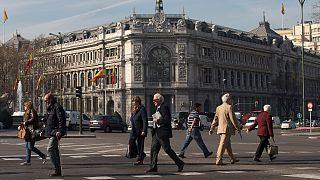 العاصمة الإسبانية مدريد