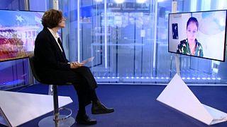 Entrevista a la analista Carlota García Enciso