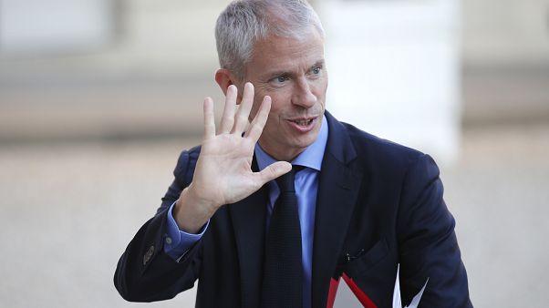 Fransa Dış Ticaret Bakanı Franck Riester