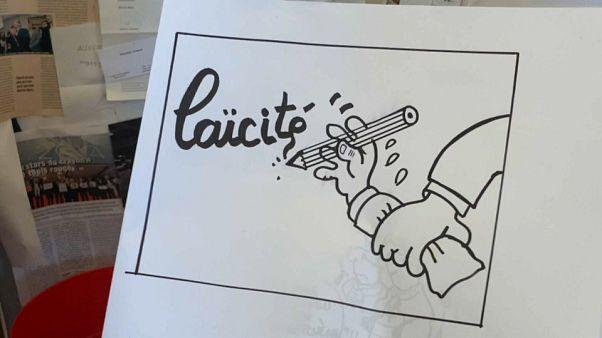 Para Plantu ser cartoonista é um combate
