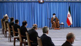 اجتماع لكبار المسؤولين الإيرانيين