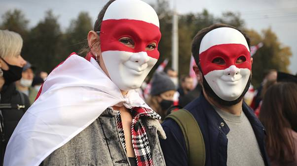 """Bélarus : Loukachenko compare le mouvement de contestation à une """"guerre terroriste"""""""