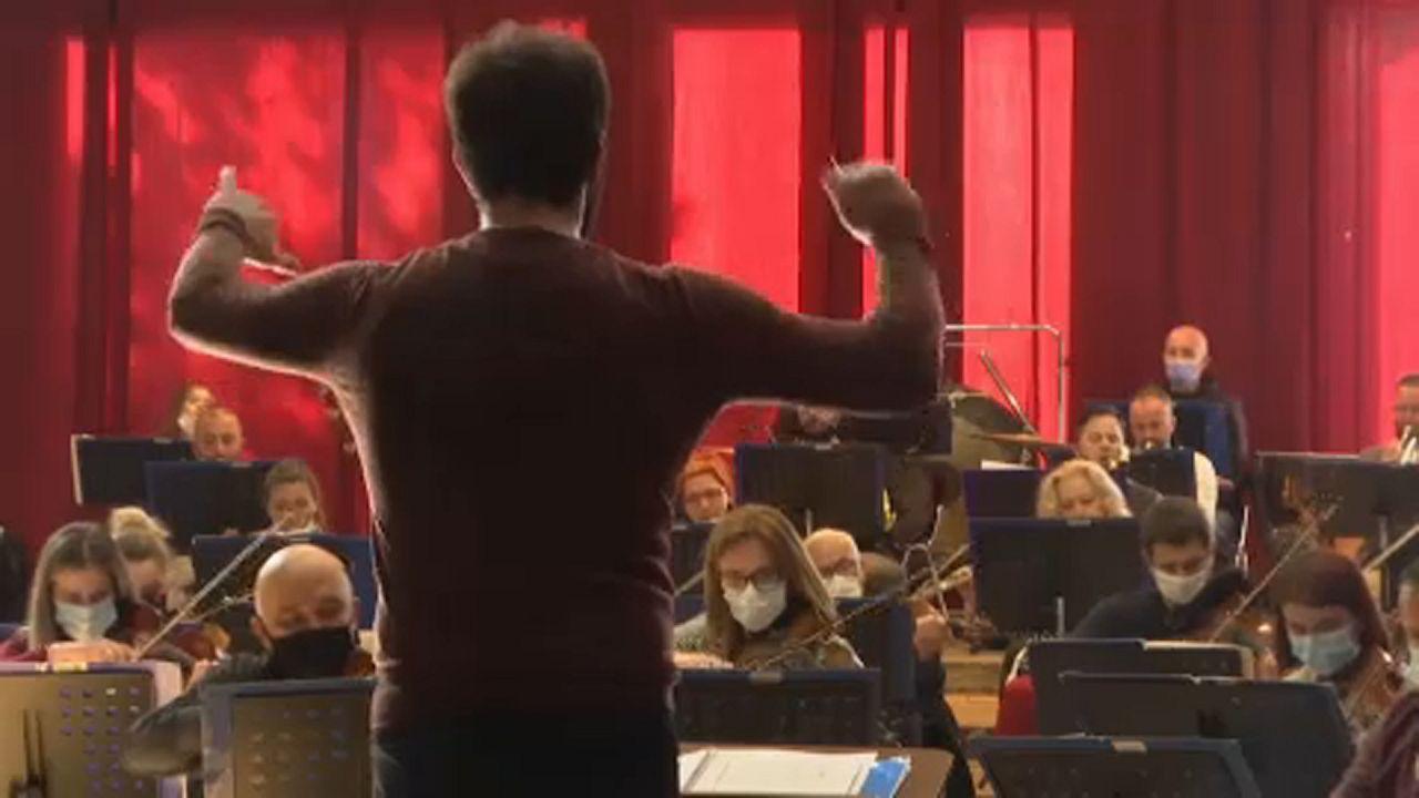 Concerto grátis da Filarmónica do Kosovo