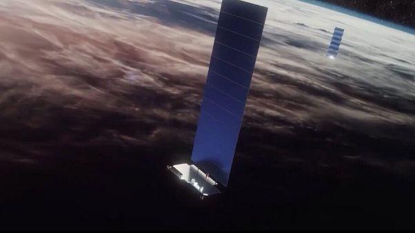 Starlink uyduları