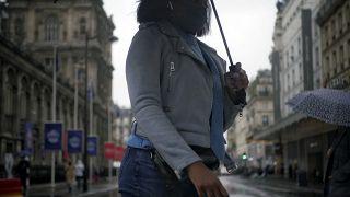Άποψη από τους δρόμους του Παρισιού