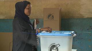 Voting begins in Tanzania general elections