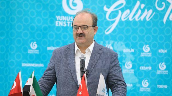 Kültür ve Turizm Bakan Yardımcısı Dr. Serdar Çam