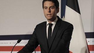 Fransa Hükümet Sözcüsü Gabriel Attal