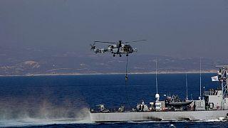 تمرینهای دریایی مشترک بریتانیا، فرانسه و قبرس در شرق مدیترانه