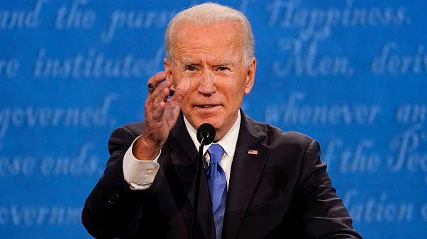 Joe Biden demokrata elnökjelölt