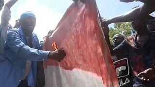 Somalie : des musulmans manifestent contre le soutien des caricatures