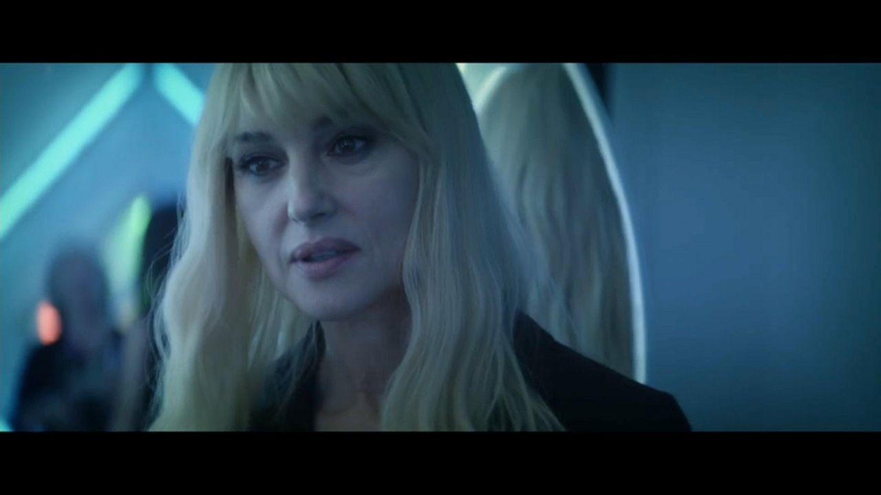 Monica Belluci de regresso em filme sobre um refugiado sírio
