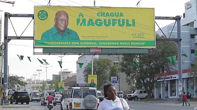 Tanzania counts votes after poll challenging dominance of ruling party