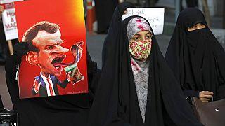 La guerra dei (due) mondi. Proteste anti Macron nel mondo islamico