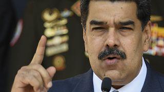 El presidente de Venezuela, Nicolás Maduro, en una imagen de archivo