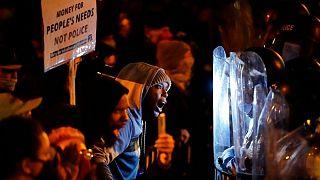 اعتراضهای سهشنبه شب در فیلادلفیا