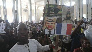Mali : 5 000 personnes réunies pour dénoncer les positions de la France