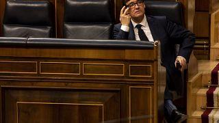 El ministro de Sanidad de España, Salvador Illa, en una imagen de archivo