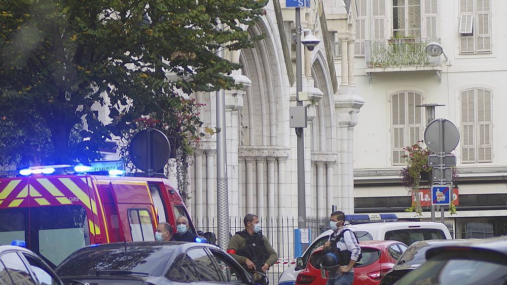 Nice attack: Three dead and several injured in suspected terror assault on church