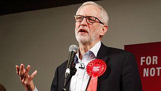 حزب کارگر بریتانیا عضویت جرمی کوربین را در ارتباط با «یهودیستیزی» تعلیق کرد
