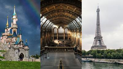 Three of the top eco-friendly tourist attractions.