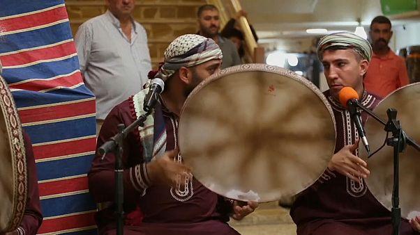 احتفالات المولد النبوي الشريف في الموصل-العراق