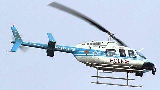 Chicago Polis Helikopteri