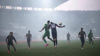 La Ligue des Champions 2020 dans le brouillard