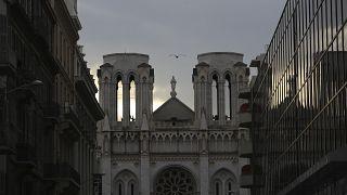 Базилика Нотр-Дам в Ницце.