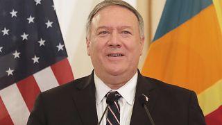 ABD Dışişleri Bakanı Mike Pompeo