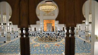 La Grande Mosquée d'Algérie, prête à accueillir les croyants