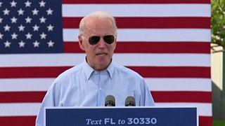 Trump e Biden medem forças na Flórida